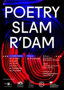 Poetry Slam Rotterdam - voorronde 1