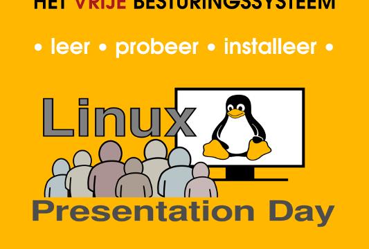 16 mei – Linux Presentation Day – online editie