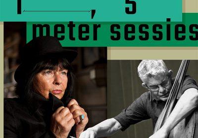 27 mei, 19:30 – 1,5 meter sessie no. 6: Jana Beranove en Wilbert de Joode