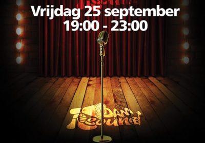 25 september – Open podium: RDAM SOUND
