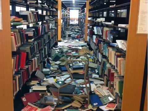 Boeken halen en brengen in de tussentijd