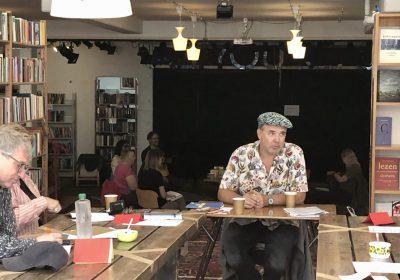 12 september -LUSTRUM SCHRIJFMARATHON 010